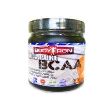 BodyIron Nutrition 100% Pure BCAA 2:1:1 500 g