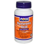 NOW Hyaluronic Acid 2X Plus 100 mg 60 шт