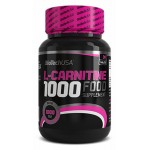 biotech l-carnitine 1000 mg 60 таб