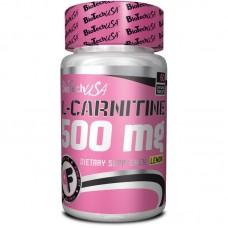 Biotech L-Carnitine Карнитин 500 60 капс.