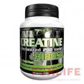 Trec Nutrition Creatine ribose Креатин и рибоза 120 капс.