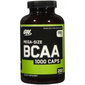 Optimum Nutrition BCAA 1000 Аминокислоты 200 капс.