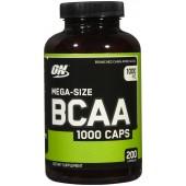 Optimum Nutrition BCAA 1000 Аминокислоты 200 капс.