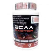 DL Nutrition BCAA Factor Аминокислоты 250 гр.