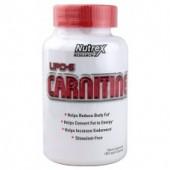 Nutrex Lipo 6 Carnitine карнитин 60 капс