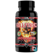 Innovative Labs Hellferno Жиросжигатель 100 капс.