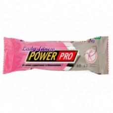 Батончик Power Pro Lady Fitness Pro 25% 50 грамм