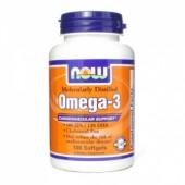 NOW Omega 3 100 soft