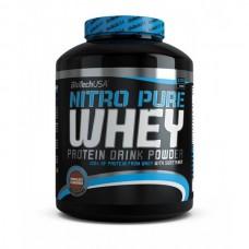 BioTech USA Nitro Pure Whey 2,2 кг