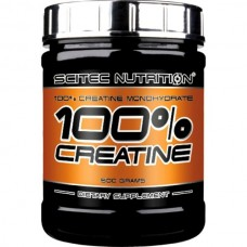 Scitec nutrition creatine monohydrate 100% Креатин 500 гр.