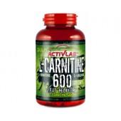 ActivLab L-Carnitine 600 Карнитиин 60 капс.