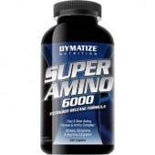 Dymatize Super Amino 6000 Аминокислотная добавка 345 капс.