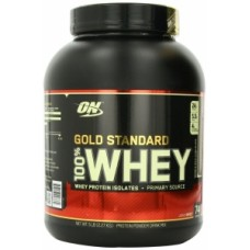 Optimum Nutrition 100% Whey Gold Standard Протеин 2273 гр.