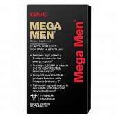 GNC Mega Men Мультиминеральный комплекс 180 капс.