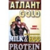 Атлант Milk And Egg Protein Протеин 1 кг.