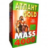 Атлант Mass 4000 Гейнер 1 кг.