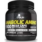 Anabolic Amino 5500 Mega Аминокислотный комплекс 400 капс.
