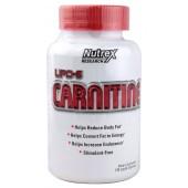 Nutrex Lipo 6 Carnitine карнитин 120 капс.