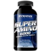 Dymatize Super Amino 6000 Аминокислоты 180 капс.