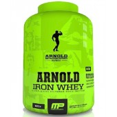 MusclePharm Iron Whey Arnold Series Протеин 2200 грамм