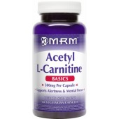 MRM Acetyl L-Carnitine 60 капсул 500 мг